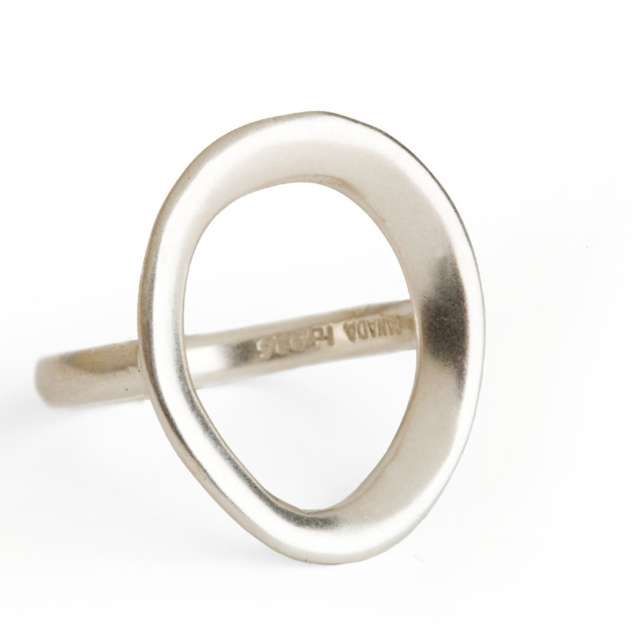 Medium Donut Ring