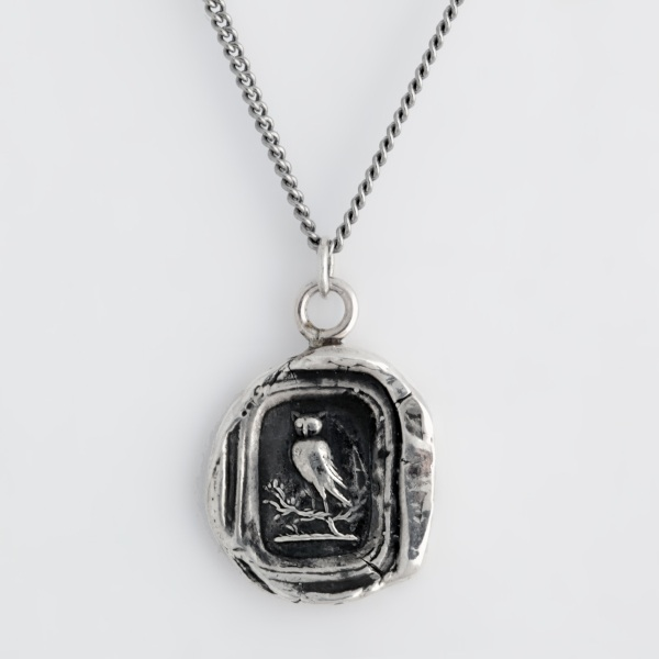 Owl Talisman Necklace