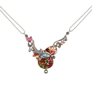 Posy Asymmetrical Necklace
