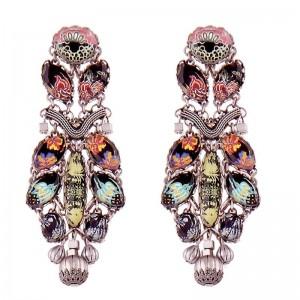 Evening Bouquet Earrings