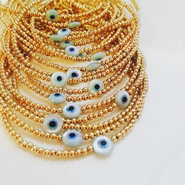Evil Eye Symbolism In Jewelry Bija Bijoux
