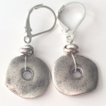 Rustic-drilled-Earrings