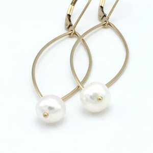 Gold-Marquis-Pearl-earrings