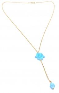 Hamsa-Lariat-Blue