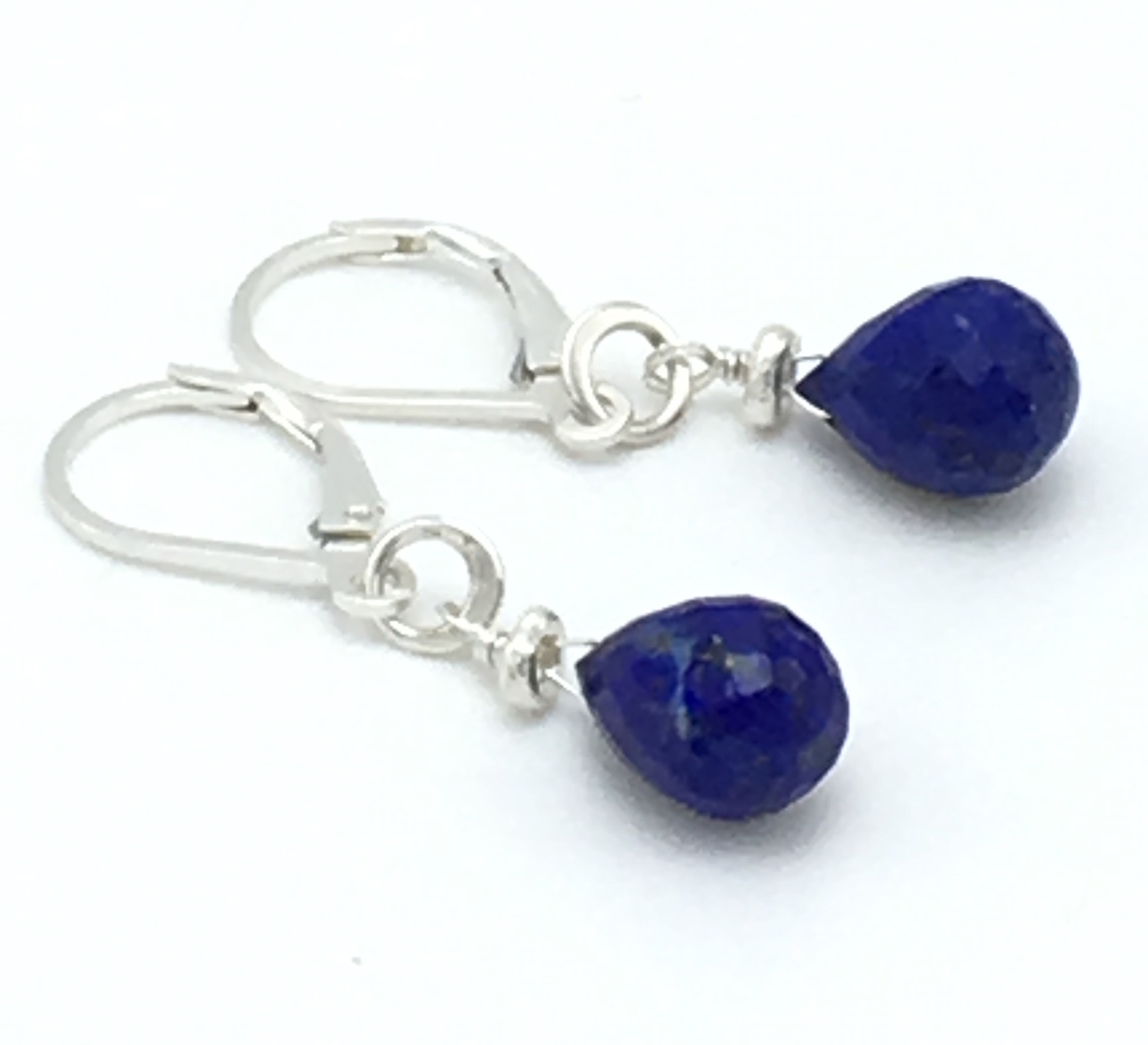 blue earrings fullxfull zoom sapphire gemstone briolette listing il