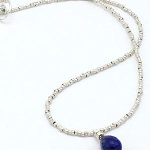 Lapis-Shibui-Gem-Necklace
