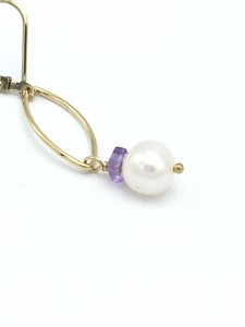 Pearl-gold-Amethyst-Marquis