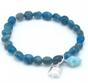 Apatite-Charm-Bracelet