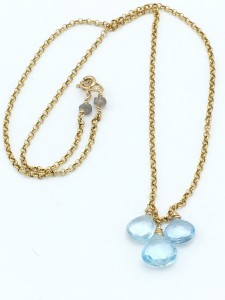 Blue-topaz-trio-necklace