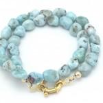 Larimar-bracelet-gold