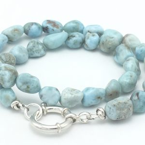 Larimar-bracelet-silver