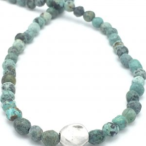Rustic-Turquoise-Pebble-Necklace