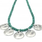 Elemental-Necklace-Malachite