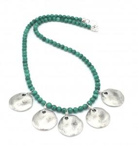 Elemental-Necklace-Malachite-2