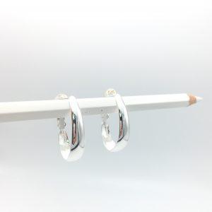 Oval-hoops