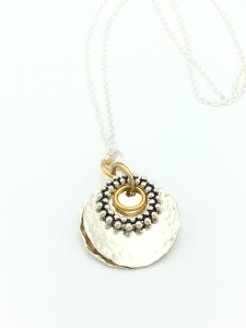 Ripples-necklace