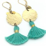 Sunshine-tassel-mini-aquagreen