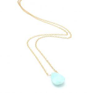 Dewdrop-Peruvian-opal-necklace