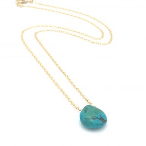 Dewdrop-Turquoise-necklace