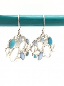 Turquoise-bubbles