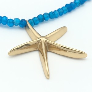 Bronze-gemstone-seastar