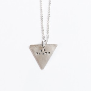 Triangle-pendant