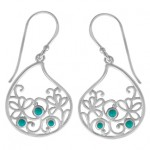 Paisley-floral-earrings