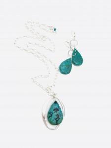 Turquoise-set
