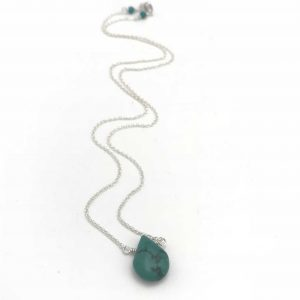 turquoise-gem-drop
