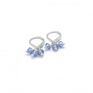 Light-sapphire-ab-cluster-earrings