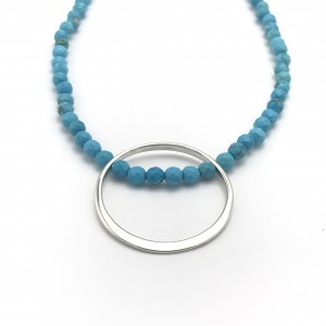 Turquoise-float-necklace