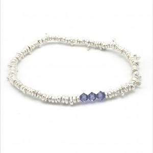 Dash-bracelet-tanzanite