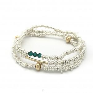 Dash-stack-emerald-gold