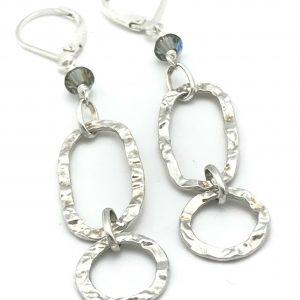 Crumpled-paper-earrings-three