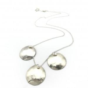 Three-Discs-Necklace