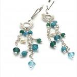 Waterfall-earrings