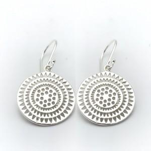 Aztec-earrings