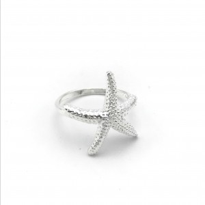 Slim-starfish-ring