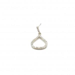 Sparkle-teardrop-earrings