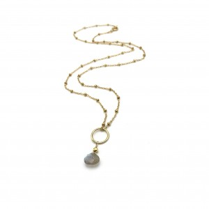 Gold-labradorite-charm-necklace