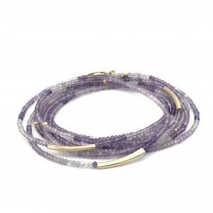 Amethyst-ombre-wrapbracelet