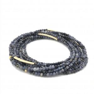 Sapphire-wrapbracelet
