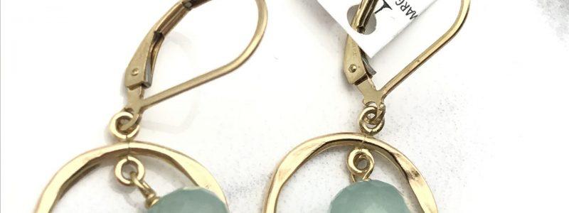 gold-chalcedony-earrings