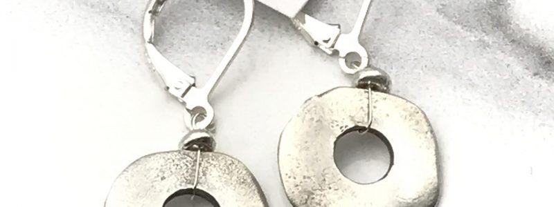rustic-donut-earrings
