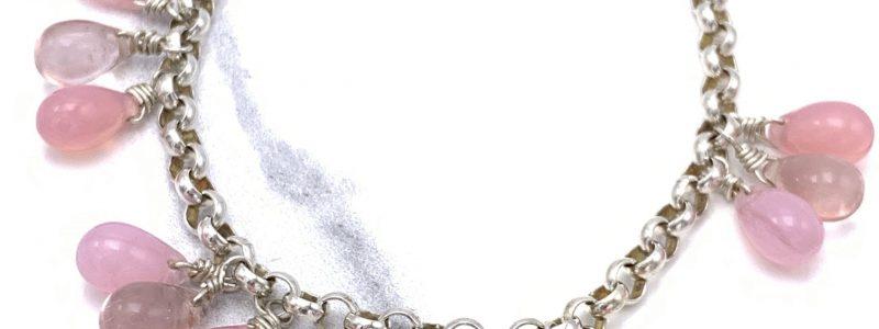 pink-cluster-bracelet