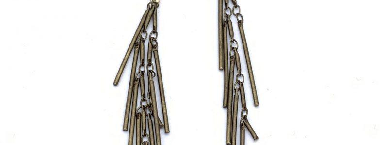 Bronze-icicles