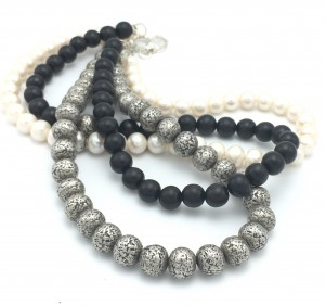 Strands-ebony-pearl-sterling