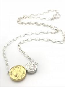 Bichrome-necklace
