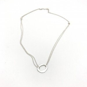 Hammered-oval-necklace-long